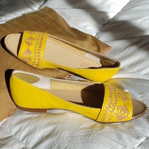 Latigo Mabel Peep-toes